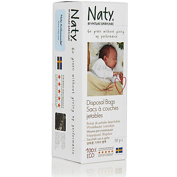 Nature Babycare Wegwerpzakjes voor Luiers