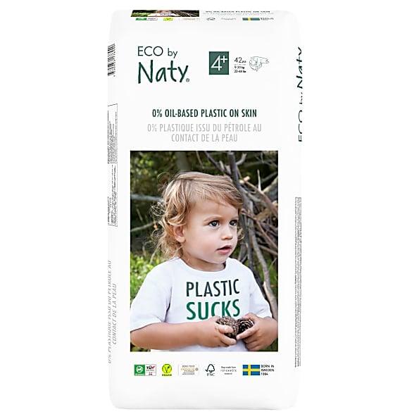 Naty Luiers: Maat 4+ 9-20 kg 42 stuks