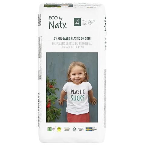 Naty Luiers: Maat 4 (7-18 kg) 44 stuks