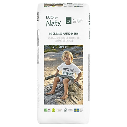 Naty Luiers: Maat 5 (11-25 kg) 40 stuks
