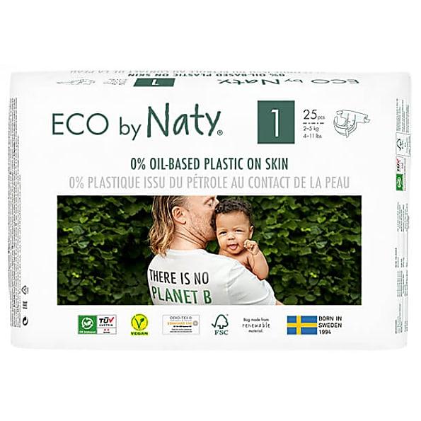Naty Luiers: Maat 1 Newborn 2-5 kg 26 stuks