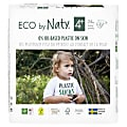 Naty Luiers: Maat 4+ (9-20 kg) 25 stuks