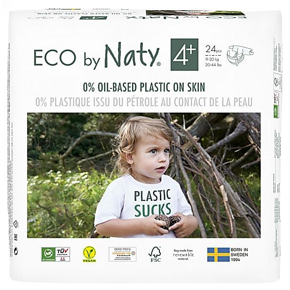 Naty Luiers: Maat 4+ 9-20 kg 25 stuks