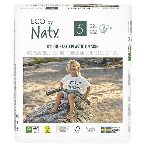 Naty Luiers: Maat 5 (11-25 kg) 22 stuks