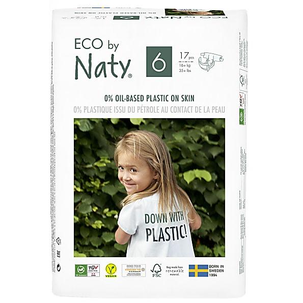 Naty Luiers: Maat 6 16+ kg 18 stuks