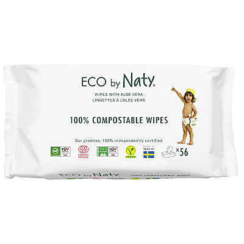 Nature Babycare ECO Gevoelige Babydoekjes - Aloë vera