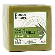 Douce Nature - Groene Marseille Zeep 300g