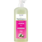 Natessance - Jasmijn douchegel zonder sulfaten 1L