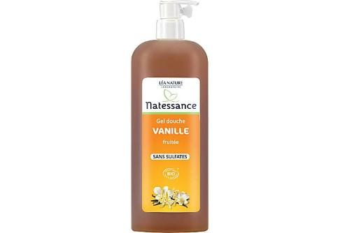 Natessance - Douchegel Fruitige Vanille