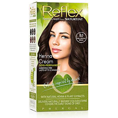 Reflex Semi-Permanente Kleurspoeling 3.0 Donker Kastanje Bruin