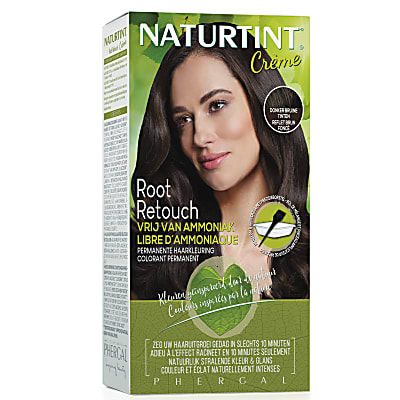 Naturtint Root Retouch Crème Donkerbruin 45ml