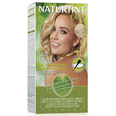 Naturtint Retouch Haarwortel Light Blonde Crème 45ml