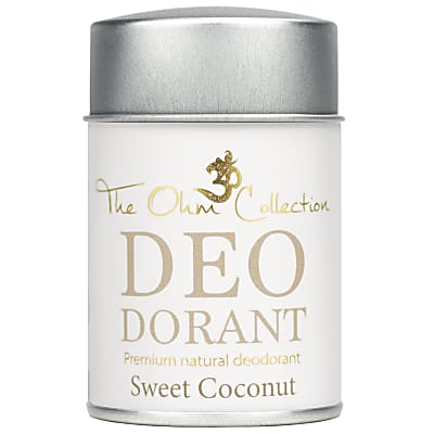 The Ohm Collection Deodorant Poeder Coconut - 120gr