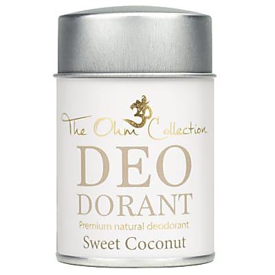 The Ohm Collection Deodorant Poeder Coconut - 50gr