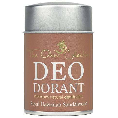 The Ohm Collection Deodorant Poeder Sandalwood - 50gr