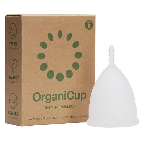 OrganiCup Menstruatiecup maat B