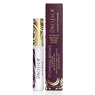 Pacifica Brow Gel Gloss & Set Clear
