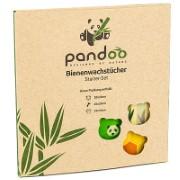 Pandoo Beeswax Wraps Starter Set