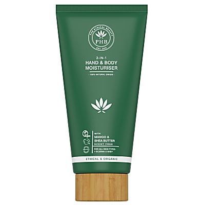 PHB Ethical Beauty 2-in-1 Hand & Body Moisturiser