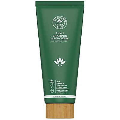 PHB Ethical Beauty 2-in-1 Shampoo & Body Wash