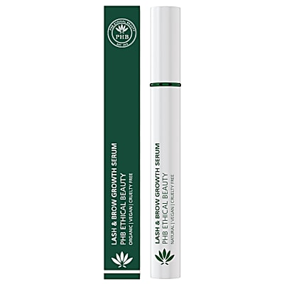 PHB Ethical Beauty Lash & Brow Growth Serum