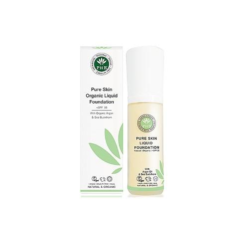 PHB Ethical Beauty Organic Liquid Foundation: Cream