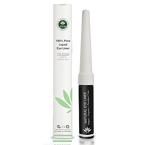 PHB Ethical Beauty 100% Pure Liquid Eye Liner: Black