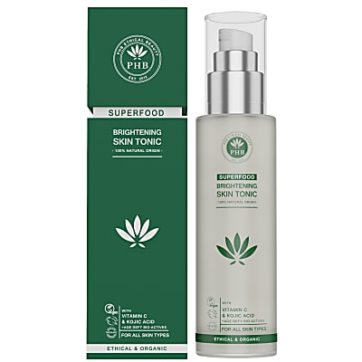 PHB Ethical Beauty Superfood Brightening Tonic
