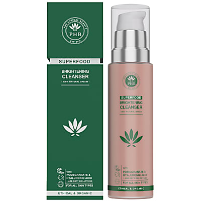 PHB Ethical Beauty Superfood Brightening Cleanser