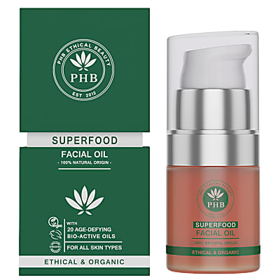 PHB Ethical Beauty Superfood Facial Oil