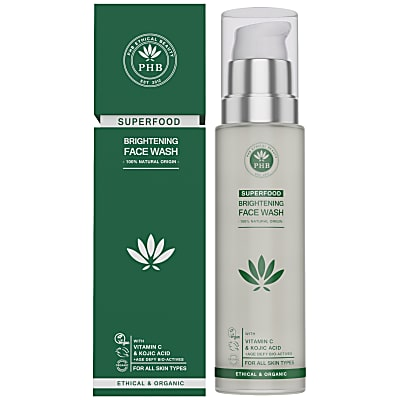PHB Ethical Beauty Superfood Brightening Face Wash