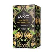Pukka Star Anise & Cinnamon Tea (20 zakjes)