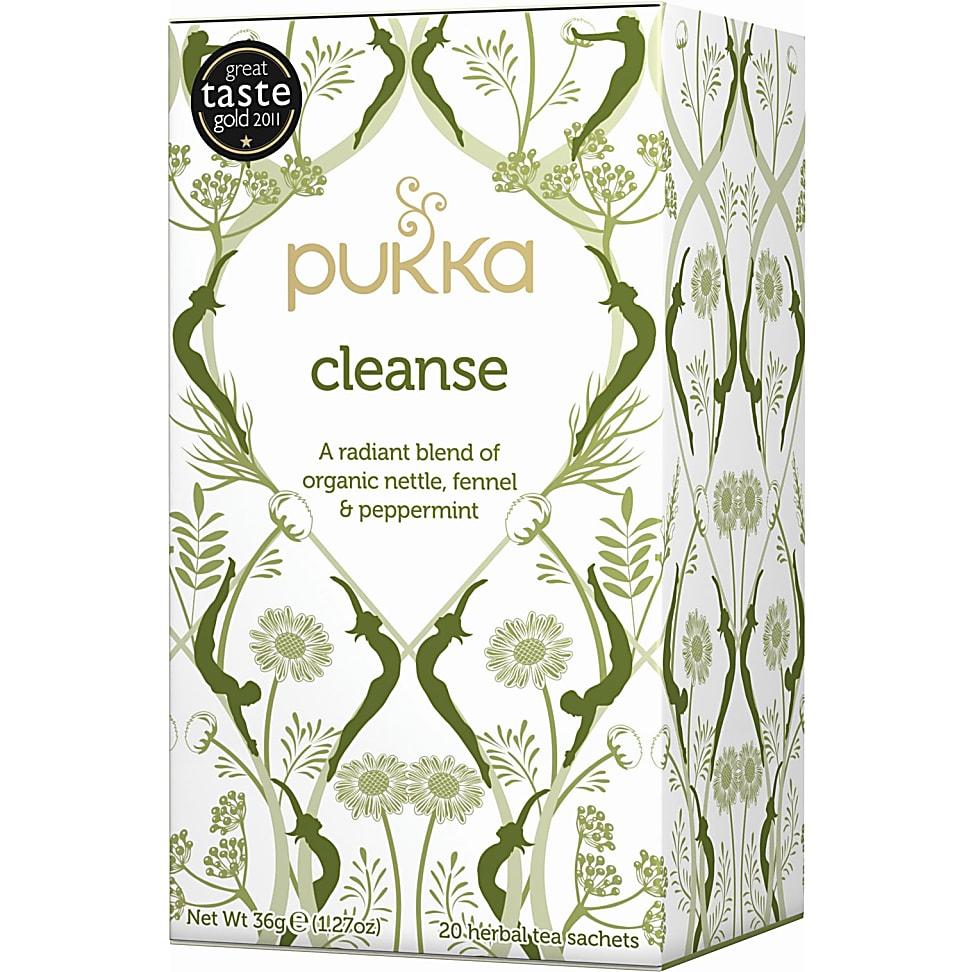 Image of Pukka Cleanse Thee 20 zakjes