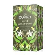 Pukka Sweet Vanilla Green Tea (20 zakjes)