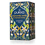 Pukka Chamomile Vanilla & Manuka Honey Bio Thee (20 zakjes)