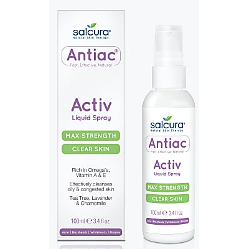 Salcura Antiac Actieve Liquide Spray 100ml