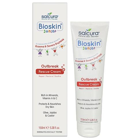 Salcura Bioskin Junior Outbreak Rescue Cream 150ml