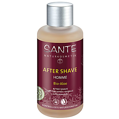 Sante Homme I After Shave Bio-Aloë & Witte Thee