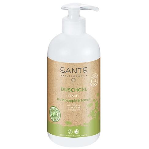 Sante Family Douchegel Bio Ananas & Citroen - 950ml