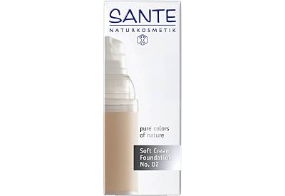 Sante Make up Soft Creme Foundation 30ml