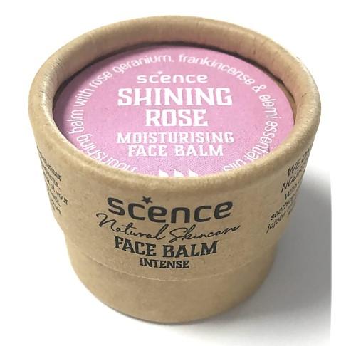 Scence Jojoba Vochtinbrengende Gezichtsbalsem - Shining Rose