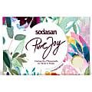 Sodasan Zeep Bar Pure Joy Limited Edition