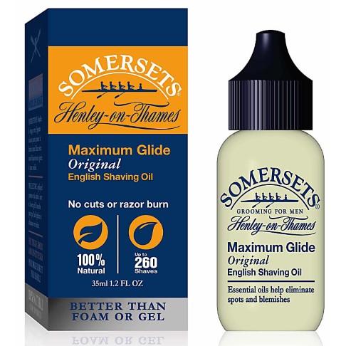 Somersets Original Scheerolie - 35ml