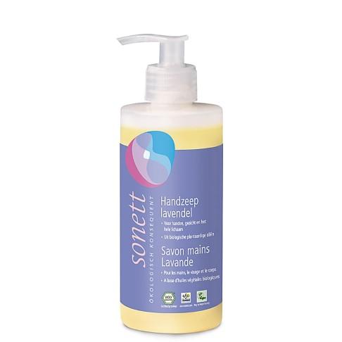 Sonett Handzeep - Lavendel 300ml