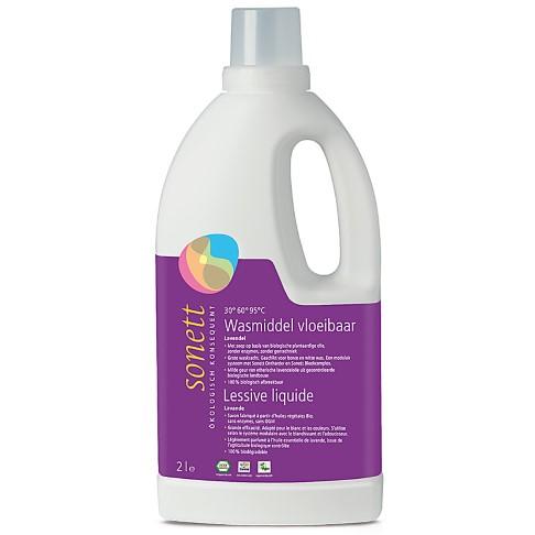 Sonett Vloeibaar Wasmiddel Lavendel - 2L