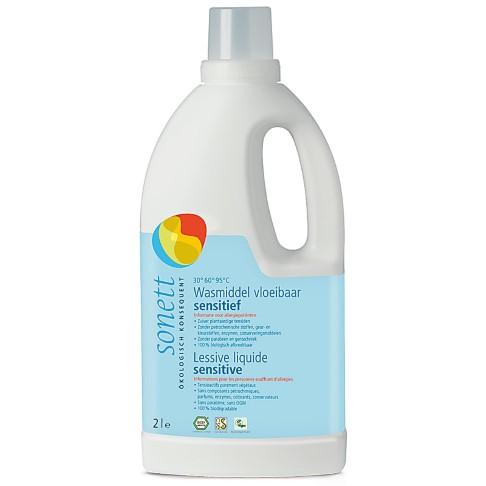 Sonett Vloeibaar Wasmiddel Sensitive - 2L