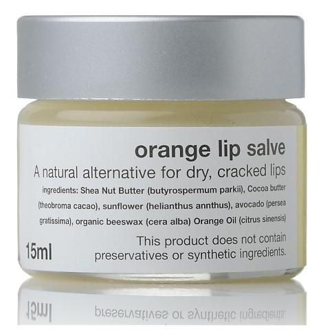 Simply Soaps Lippenbalsem Sinaasappel