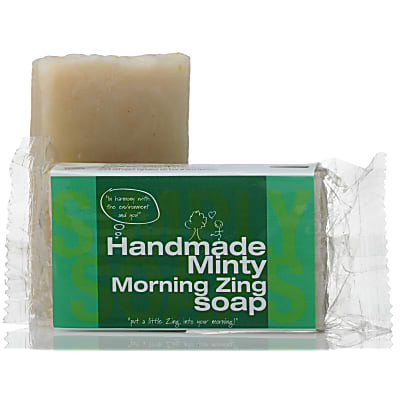 Simply Soaps Minty Morning Zing Zeep