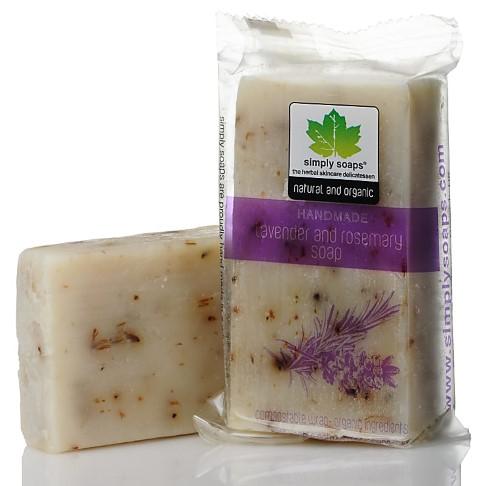 Simply Soaps Lavendel & Rozemarijn Zeep