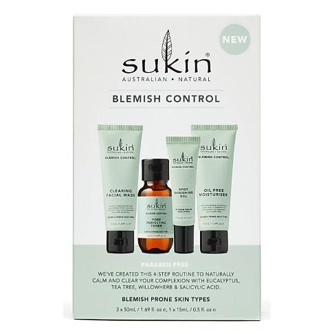 Sukin Blemish Control Kit